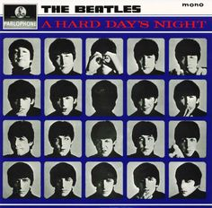 The Beatles - A Hard Day's Night on 180g Mono LP