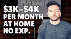 $3000-$4000/Month Work-From-Home Jobs No Experience Required 2021
