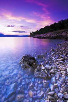 The Adriatic Sea ~ Krk, Croatia