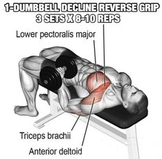 Chest Workout But Slightly Different Part 5! One Dumbbell Declin - Yeah We Train !