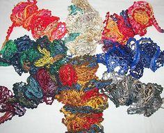 Leuke zelfgemaakte shawls