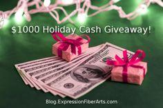 $100 each for 10 winners