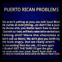 Dating a puerto rican female