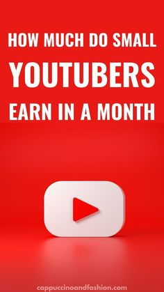 Wondering how much small do YouTubers make on YouTube?I'm sharing with you exactly how much I earn with my small YouTube channel of 13,000 subscribers. Tips on how to increase your RPM and your Google Adsense earnings per month #youtube #youtuber #youtubetips Earn More Money, Instagram Tips, Social Media Tips, Youtubers, Channel, Google