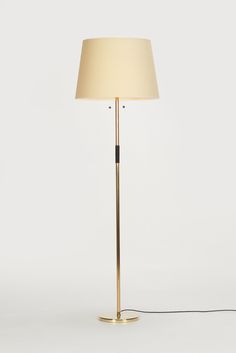 BAG Turgi Floor Lamp Brass 50's