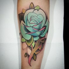 Colorfull tattoo inspiration