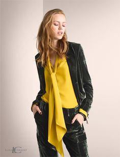 LUISA CERANO Kollektion Herbst/Winter 2015 – Look2 #fashion #HW15
