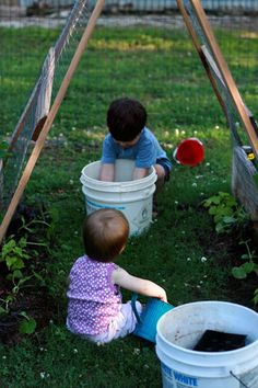 Ideas for adding natural elements to your outdoor play space – Part 1 | The BODY SMART Blog