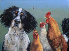 Chicken Dog - Joy Campbell.