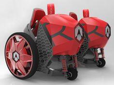 acton rollers. Транспорт. Преврати обувь в электрические коньки.