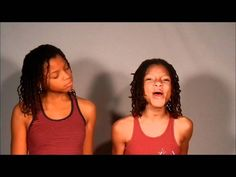 Beyonce - Best Thing I Never Had Cover @chloeandhalle