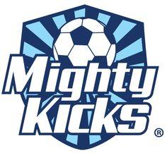 Mighty Kicks Soccer for Kids - Mighty Kicks Kicks, Soccer, Company Logo, Industrial, Logos, Business, Futbol, European Football, Logo