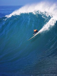 Kelly Slater, Big wave, Waimea...