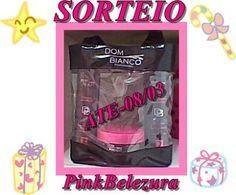 Pinkbelezura: Sorteio Especial: Dia internacional da Mulher !
