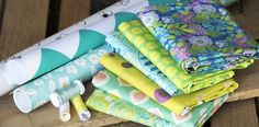 You can actually have images printed onto 'Fabric, Wallpaer or Gift Wrap from this vendor!
