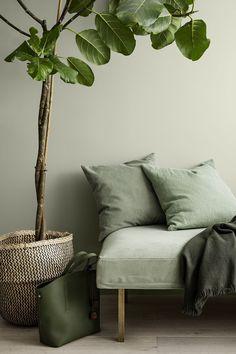 Dit interieur is alles waar je van droomt, super trendy en modern. Het idee a...