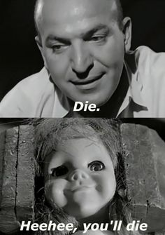 Twilight Zone episode Talky Tina
