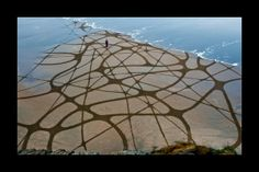 Andres Amador's earthscapes.