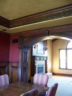 Painted Woodwork Design Ideas, Pictures, Remodel, and Decor - page 2