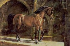 Godolphin Arabian | Arabian Horse Art | Pinterest