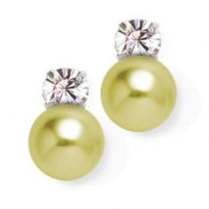 Clarisia Colored Pearl Earrings Prom Jewelry, Pearl Color, Fashion Earrings, Pearl Earrings, Bridesmaid, Pearls, Maids, Stone, My Style