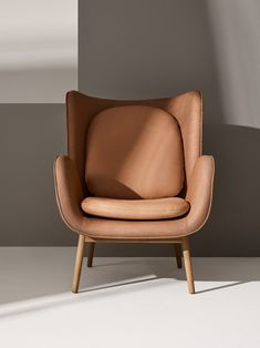 Muebles Norm Architects' 'Enclose' chair for Fogia