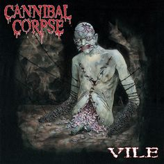 Cannibal Corpse - Vile on Limited Edition Picture Disc LP