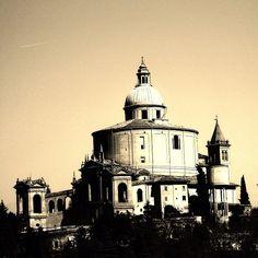 Bologna, San Luca - Instagram by thevisavis