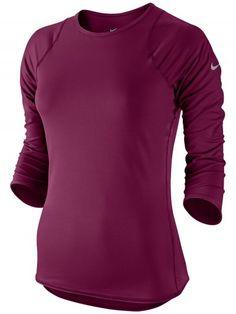 Nike Women's Winter Baseline 3/4 Sleeve Top