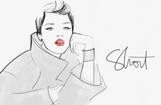 18 things I've discovered about short hair / Garance Doré