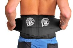 Lower back pain or lumbar pain costs millions of lost work days each year. Pro Ice's cold therapy lumbar wrap can alleviate the pain from an acute injury or help prevent chronic injuries from repetiti Spinal Arthritis, Arthritis Causes, Types Of Arthritis, Back Stretches For Pain, Relieve Back Pain, Low Back Pain, Hip Pain, Lumbar Pain