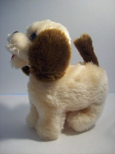 Vintage toy dog by TheWiseOldCat on Etsy,.my Grandma Grace had this one! 90s Childhood, Childhood Memories, Retro Toys, Vintage Toys, Jumping Dog, 1980s Kids, Old School Toys, School Memories, Nostalgia
