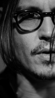 Half of Johnny Depp ~ Cool shot