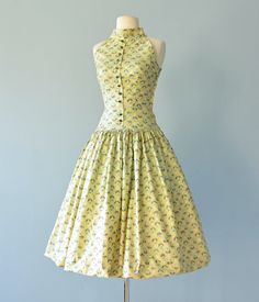 1950's Cotton Sundress