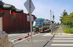 SMART is gearing up for passenger service later this spring and we are running more trains at increased speeds. Stay alert and aware near all tracks and trains. Never rush through a railroad crossing — saving a few minutes is not worth the safety risk to you or your family. #SonomaFamilyShare #TrackSMART #SMARTtrain