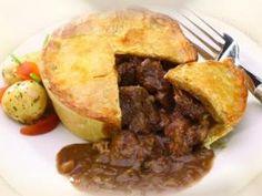 Main - Steak Pie Pub Food - BigOven 278364