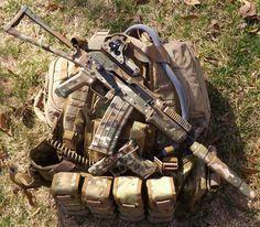 Multicam Silenced AK-47 - http://www.tacticalcreek.com/rifle/multicam-silenced-ak-47/