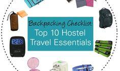 backpacking-checklist-top-10-hostel-travel-essentials