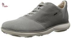 U Nebula B, Sneakers Basses Homme, Gris (DK Grey/Blue), 40 EUGeox