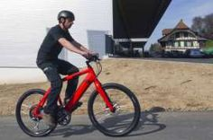In Switzerland speed pedelec sales now represent one third of all e-bikes sold. – Photo Peter Hummel