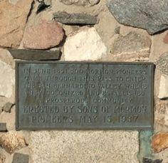 #577: Mormon Trail, near Cajon Pass
