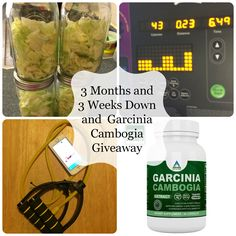 First Time Mom and Losing It: 3 Months and 3 Weeks Down and Garcinia Cambogia Giveaway