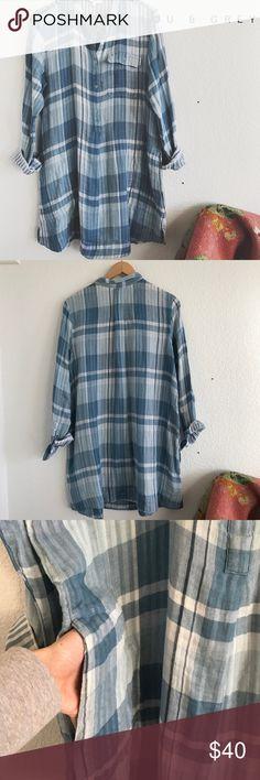 "• Lou & Grey Flannel Dress 35"" long 25"" bust 25"" arm Lou & Grey Dresses"
