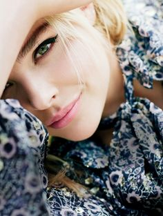 Chloë Moretz for Allure Magazine
