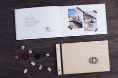 Scandinavian, Polaroid Film, Gifts, Pictures, Photograph Album, Presents, Favors, Gift