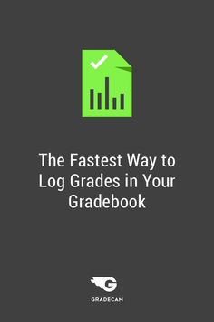 Teachers can automatically log students grades into the gradebook without manually hunting for the correct column with the students name and typing in the score. Superhero Teacher, Teaching Skills, Teacher Inspiration, Formative Assessment, Teacher Hacks, Stressed Out, School Fun, Educational Technology, Classroom Management