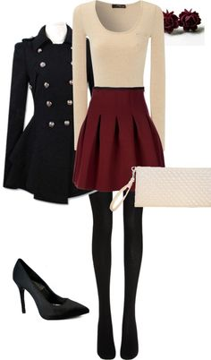 ¡Un outfit muy lindo!