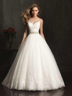 Allure Bridals Dress 9073   Terry Costa Dallas