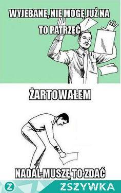 Egzamin gimnazjalisty hehehe :')