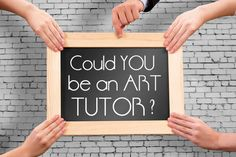 The Student Art Guide is in the process of creating a list of Art tutors who are available to help high school Art students. Could this be you? More information here: http://www.studentartguide.com/resources/online-tutoring-high-school-art